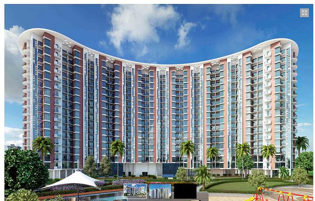 JLPL Galaxy Heights 2BHK Apartments, Sector 66A, Mohali