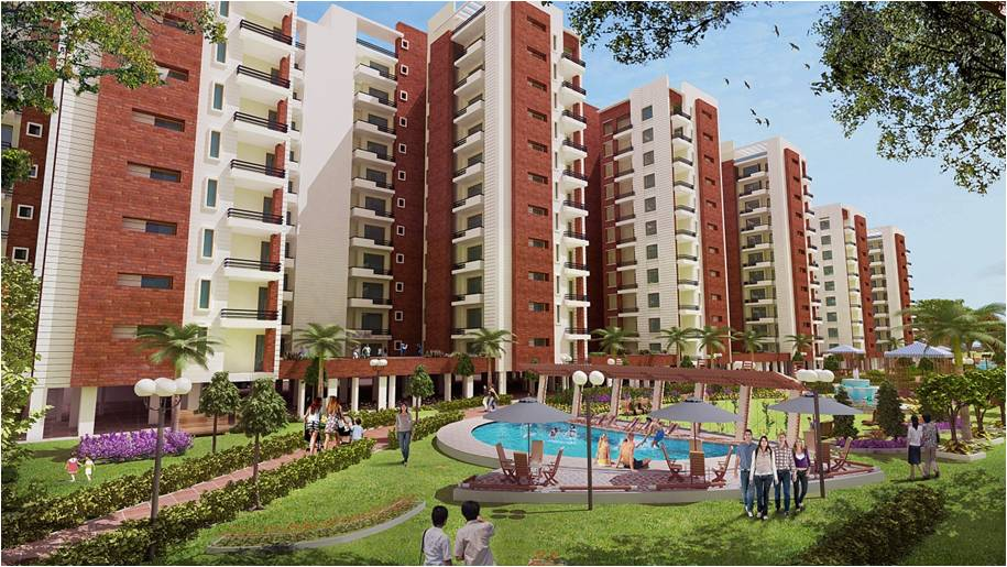Imperial Heights, 3BHK Type 2, sector 115, Mohali