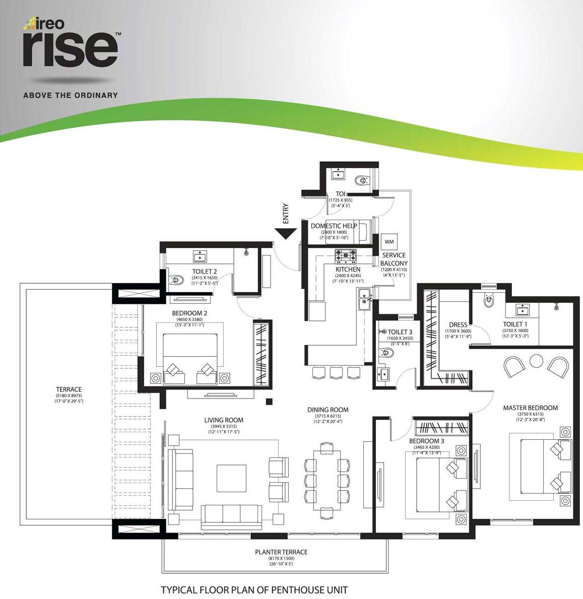 ireo penthouse