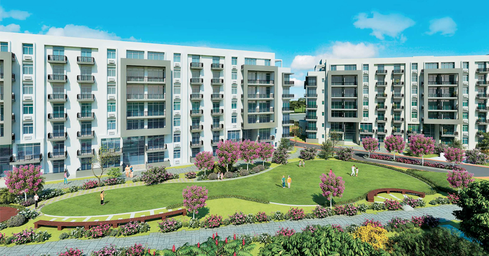 Ireo Rise Apartments 3BHK + Svt, Sector 99, Mohali.