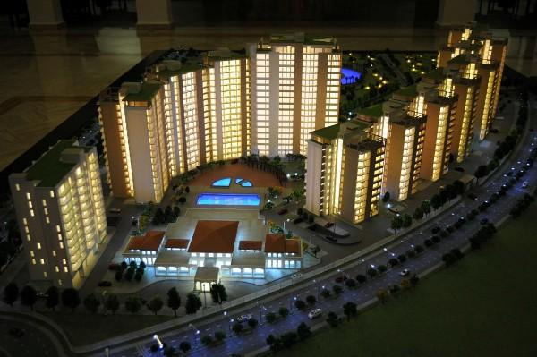 Wave Gardens, 3 BHK Luxury Appartments, Sector 85, Mohali
