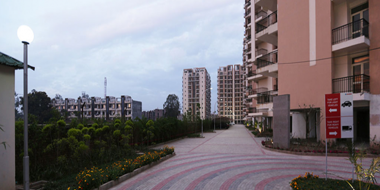 Sushma elite residential apartments zirakpur