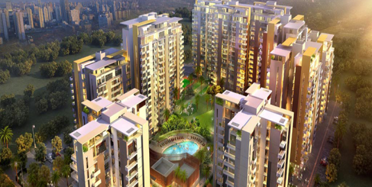 Sushma Chandigarh Grande, 3BHK Appartments TYPE B, Zirakpur