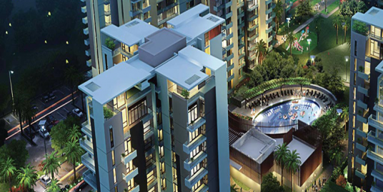Sushma Chandigarh Grande, 3BHK Appartments TYPE C, Zirakpur