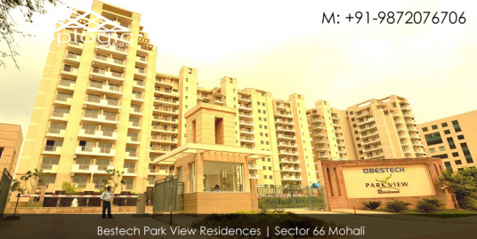 Bestech Park View Residences 3 BHK TYPE A, Sector 66, Mohali