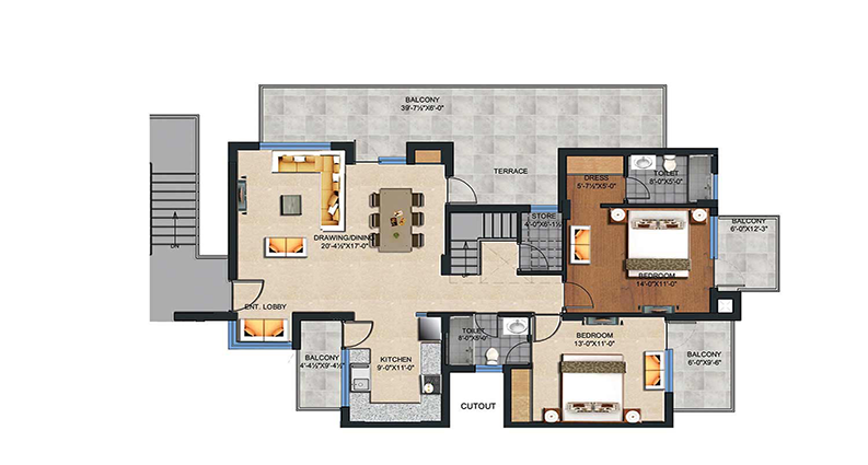 sc-Penthouse-Lower-Floor-Unit_1940sq