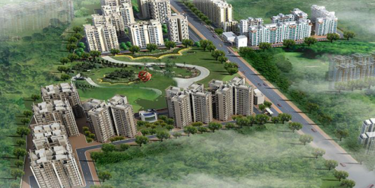 Sushma Elite Cross, Duplex Penthouse TYPE B, Sushma Square, Zirakpur