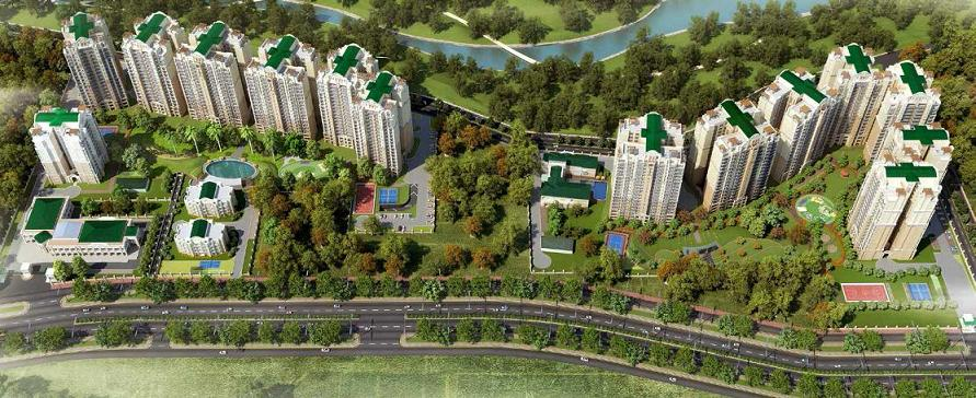 ATS Lifestyle Apartments Phase 2 2BHK TYPE B