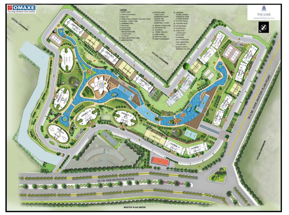 lake master-plan