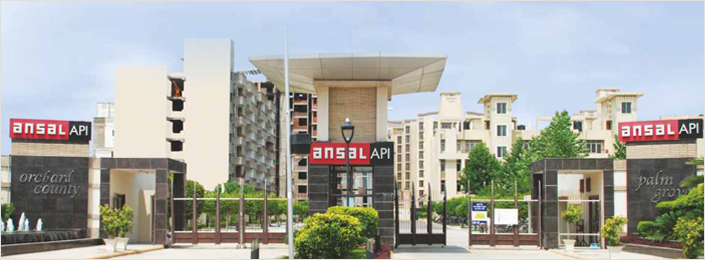 Ansal Orchard County 3BHK TYPE C. Carnation Tower