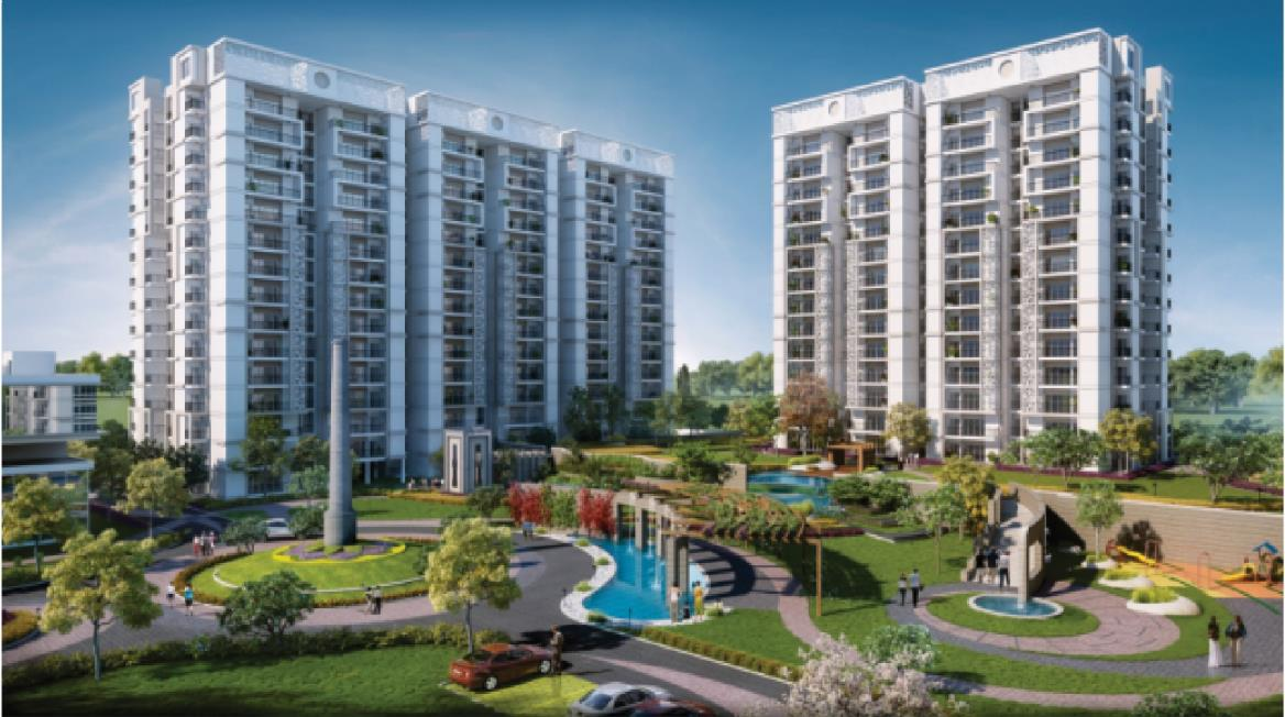The Hermitage Park – 2/3 BHK Apartments – Zirakpur