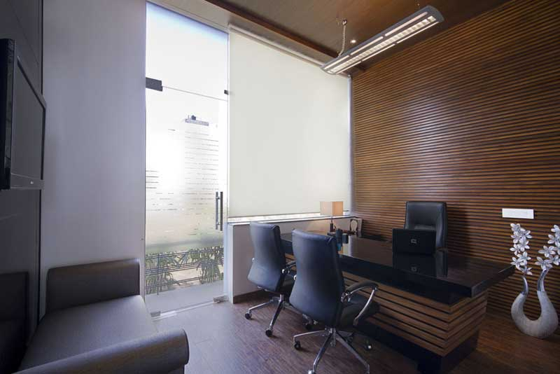Deck Office Spaces – Sushma Infinium Zirakpur