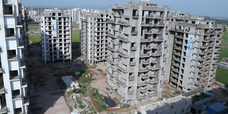 Sushma Crescent Construction