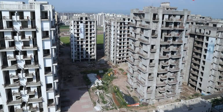 Sushma crescent Construction Image