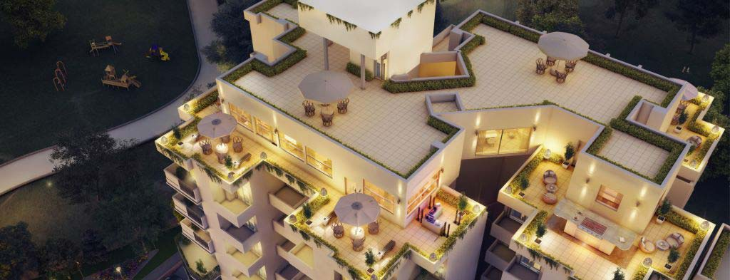Sushma Crescent 3 BHK Residential Apartments Zirakpur
