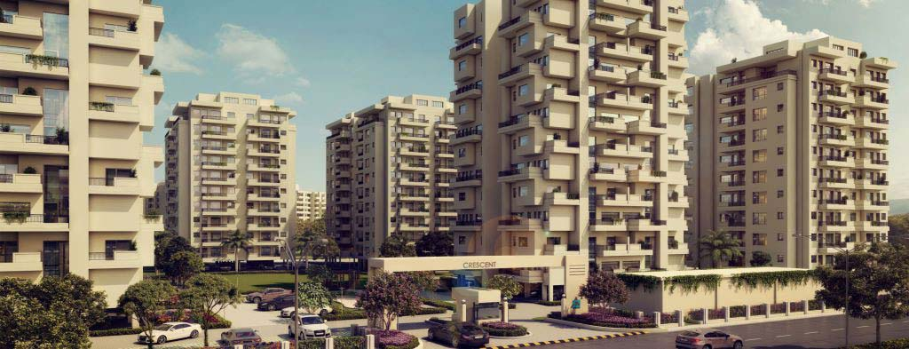 Sushma Crescent 2 BHK Residential Apartments Zirakpur