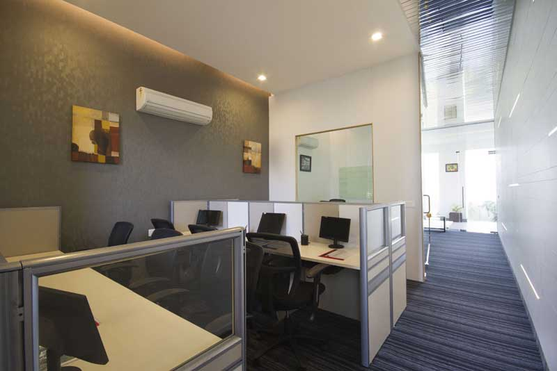 Big Office Spaces – Sushma Infinium Zirakpur