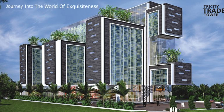 APS Group – 8th Floor Fully-Furnished Office Space 510 Sq. Ft. – Zirakpur
