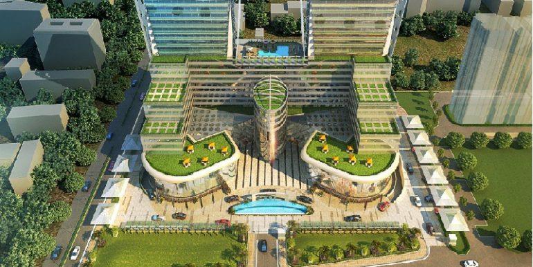 Front-View-of-GBP-Centrum-In-Zirakpur-770x386