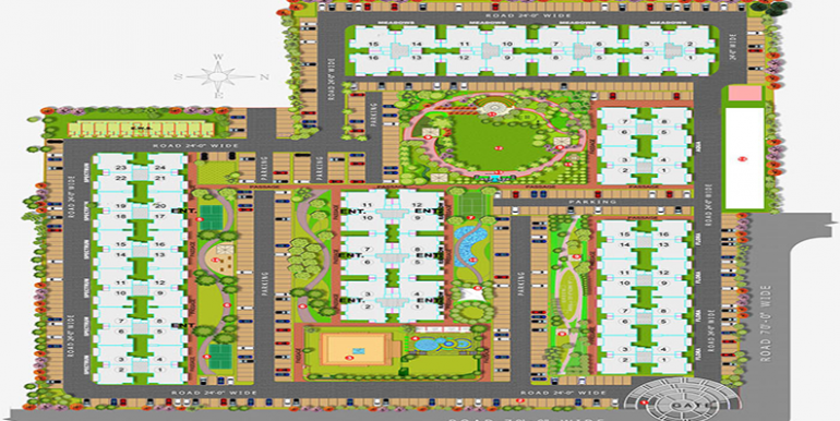 GBP Athens Site Plan