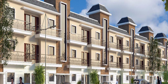 GBP Crest 3 BHK Independent Floors Kharar Ludhiana Road Mohali