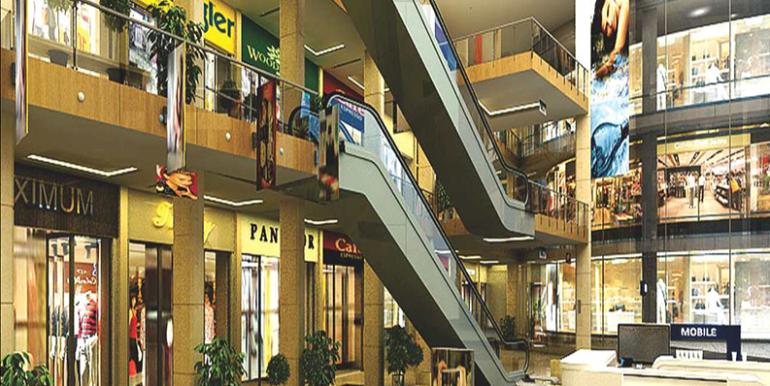 GBP centrum Office Zirakpur