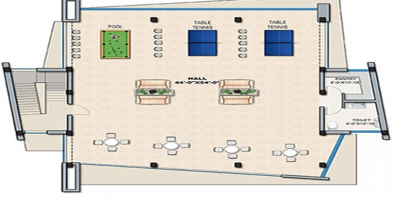 GBP crest F Floor Plan