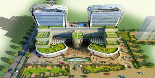 GBP Centrum Zirakpur Office Spaces|Showrooms|SOHO| on Ambala Delhi Highway