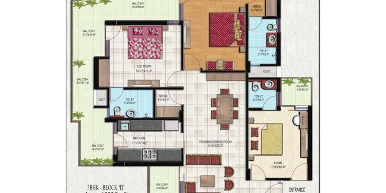 Golden-Sand-3-BHK-layout-1-770x386