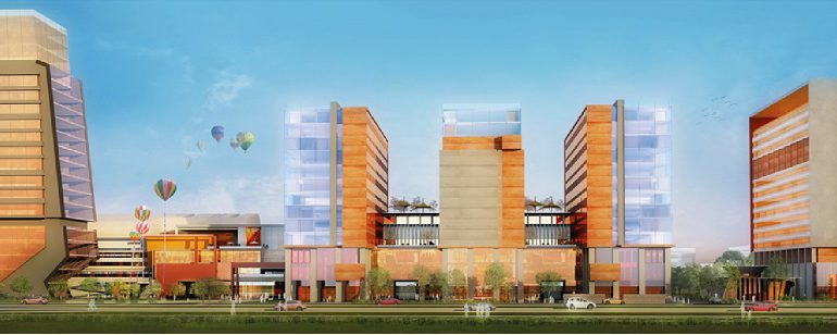 WTC Chandigarh – Signature Tower – Corporate Office Space 2500 Sq.ft. – Mohali