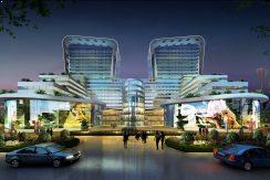 GBP Centrum Studio Apartments – Zirakpur