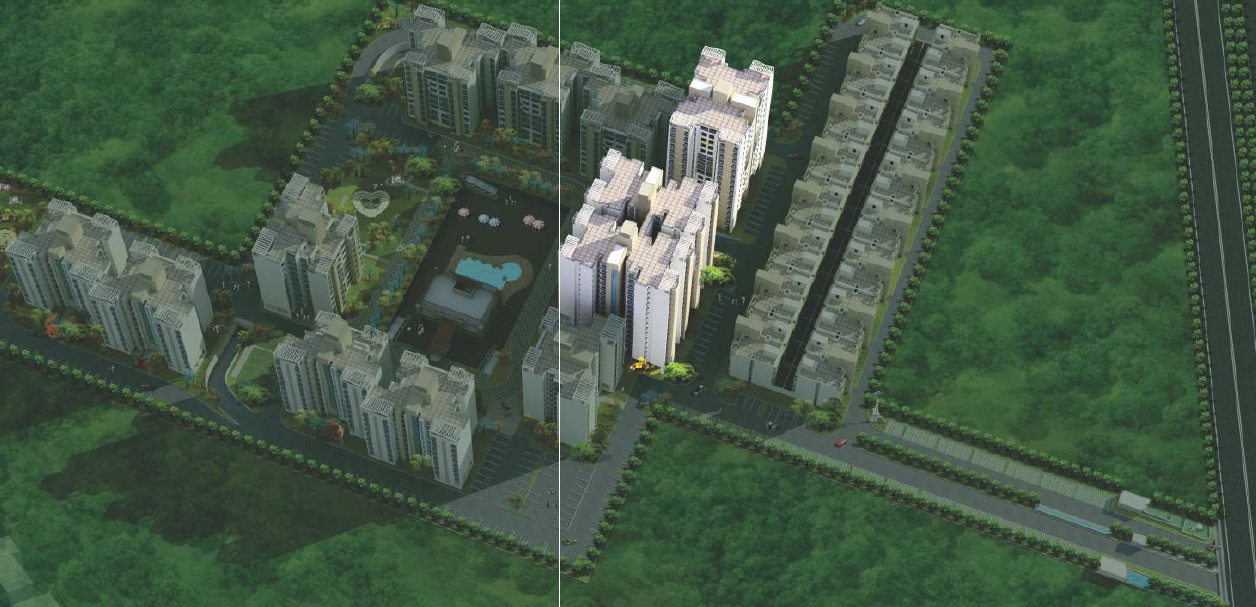 Ansal Api Tulip & Carnation Mohali Sector 115 Apartments