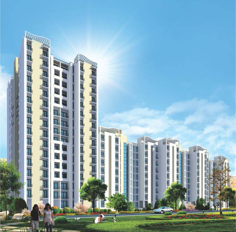 Ansal Api Tulip And Carnation Flats 3 BHK Sector 115 Mohali