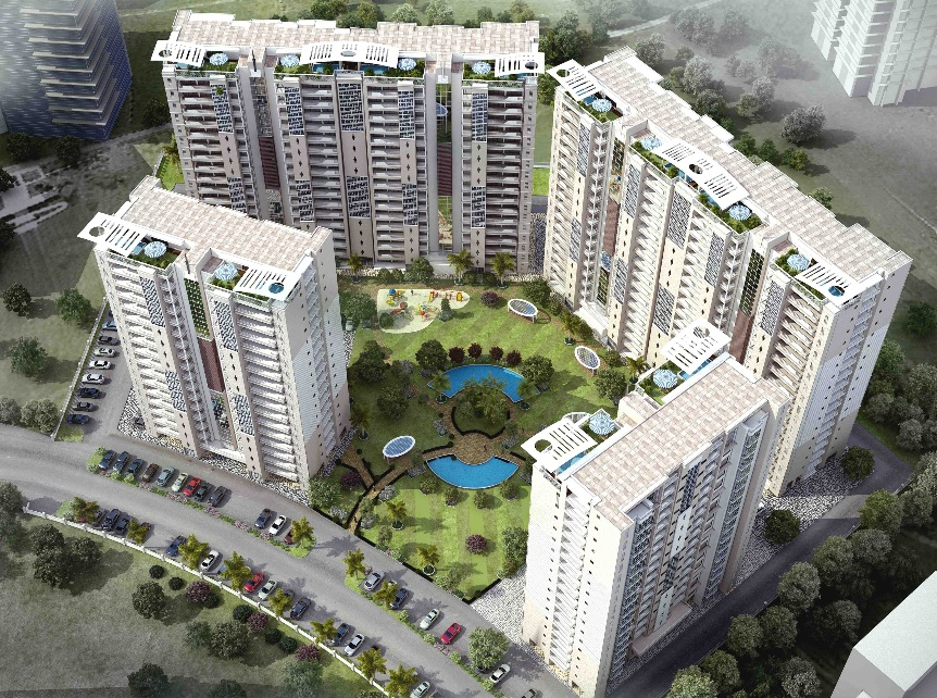 KLV Signature Towers – 4BHK 3500 Sq. Ft. Apartment – Mohali