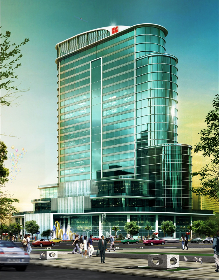 Omaxe Internation Trade Tower Office Spaces 500 Sq.Ft.-Mullanpur