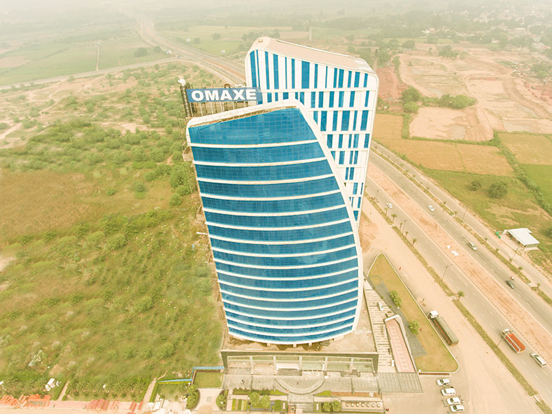 Omaxe India Trade Tower Office Spaces 1000 Sq.Ft.- Mullanpur
