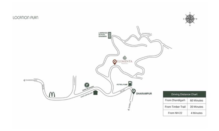 sushma-elementa-location-map