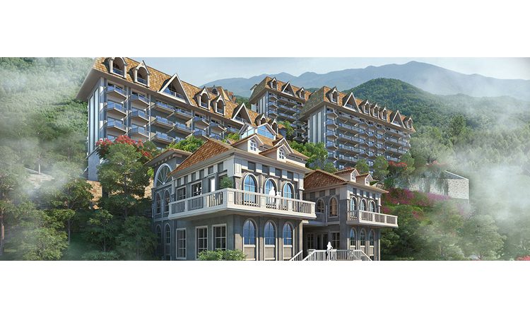 Sushma Elementa – 1 BHK 880 Sq. Ft. Apartment – Kasauli