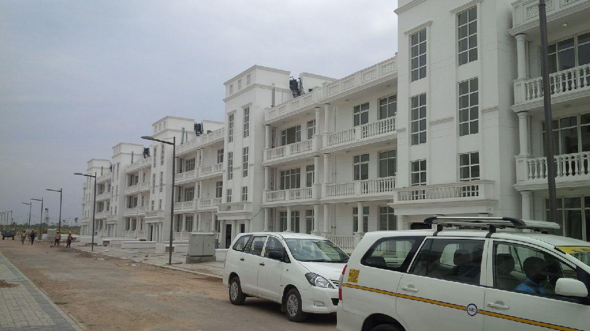 DLF Hyde Park Terraces