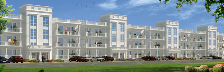 DLF Hyde Park Terraces New Chandigarh, Mullanpur
