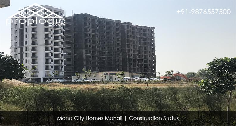Mona City Homes Construction Pic