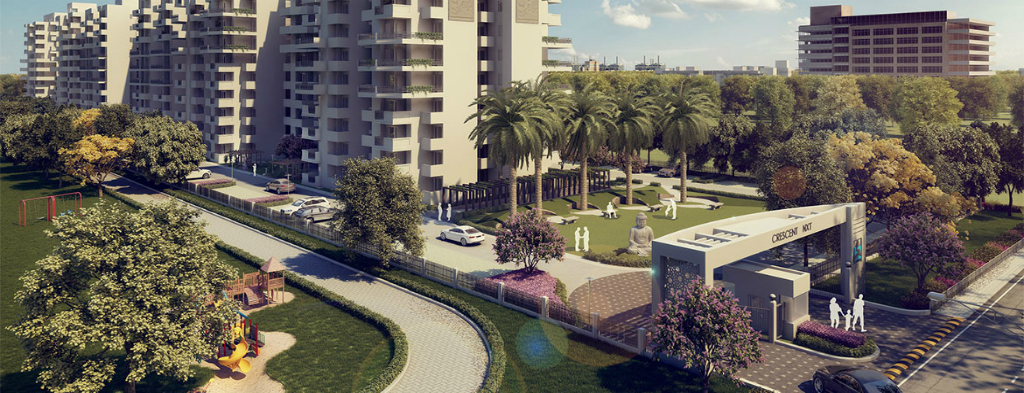 Sushma Crescent Nxt. 2 /3 BHK Flats in Zirakpur with Rates