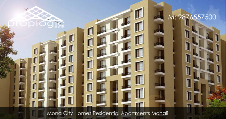 Mona City Homes 4 BHK Residential Apartments Sector 115 Mohali