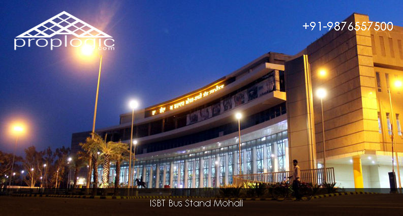 Mohali Bus Stand 2