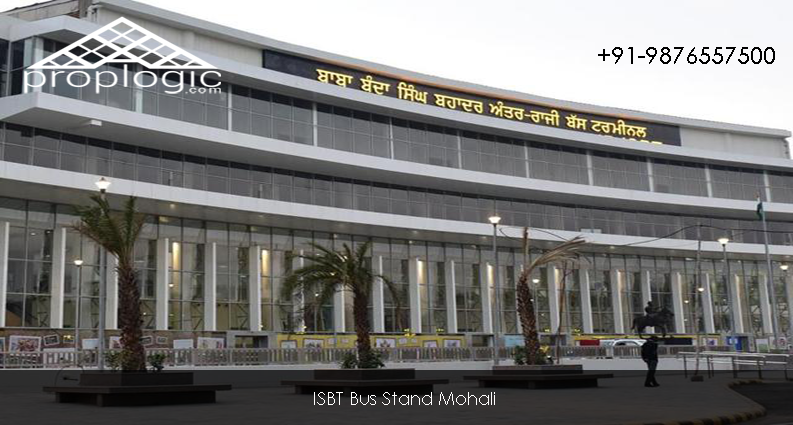 Mohali Bus Stand