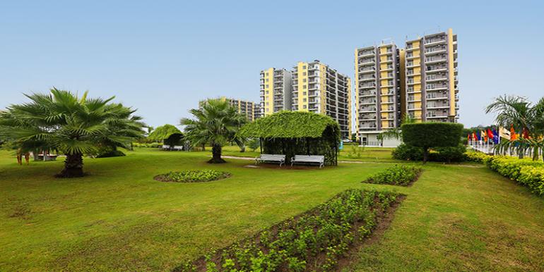 Trishla City Flats Zirakpur