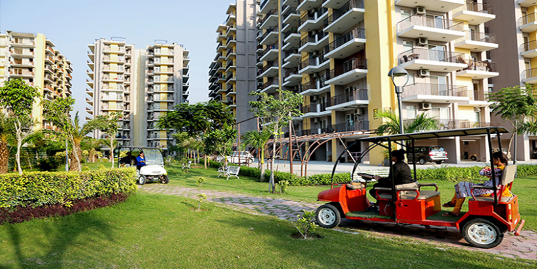 Trishla City Residential Apartment