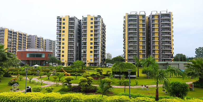 Trishla City Residential Apartment Zirakpur
