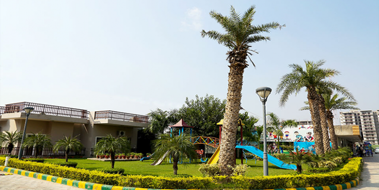 Trishla City Zirakpur pics