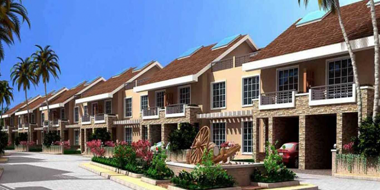 4 bhk row houses Viva